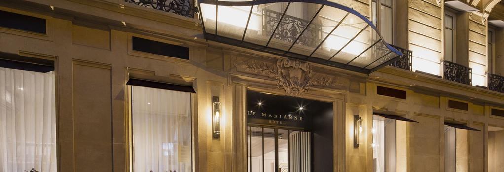 호텔 르 마리안 - 파리 - 건물