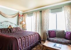 노브 힐 호텔 - 샌프란시스코 - 침실