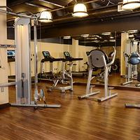 더 크로포드 호텔 Fitness Studio