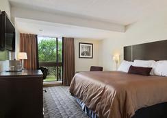 라마다 플라자 나이아가라 폴스 호텔 - 나이아가라폴스 - 침실