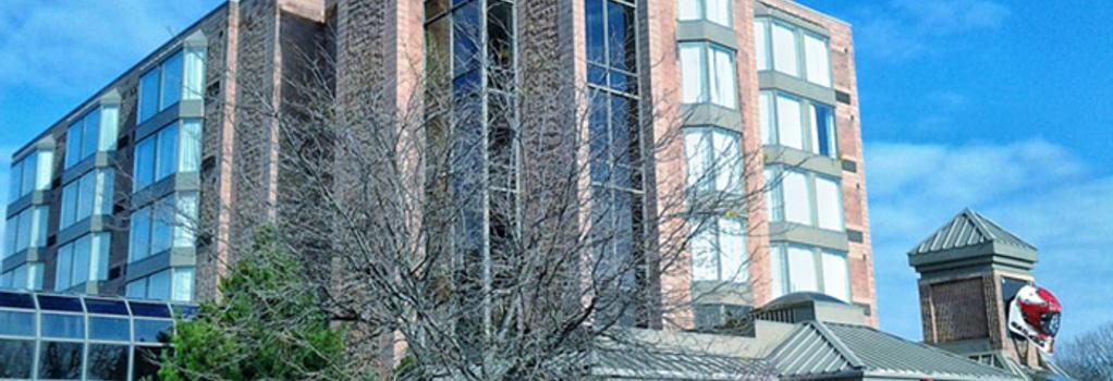 라마다 플라자 나이아가라 폴스 호텔 - 나이아가라폴스 - 건물