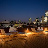 브라운 TLV 호텔 Bar/Lounge
