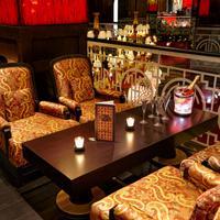 부다-바 호텔 부다페스트 클로틸드 팰리스 Hotel Lounge
