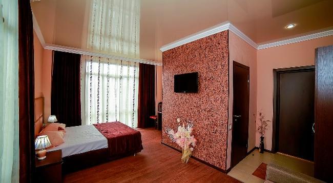 Vavilon Hotel - 겔렌지크 - 침실