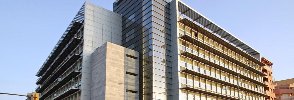 호텔 일루니온 말라가 - 말라가 - 건물