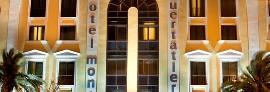 호텔 몬테 푸에르타티에라 - 카디스 - 건물
