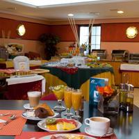 호텔 몬테 푸에르타티에라 Breakfast Area