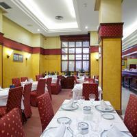 호텔 몬테 푸에르타티에라 Restaurant