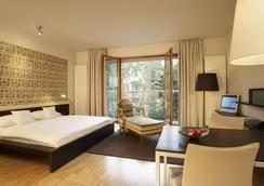 아코나 리빙 고에티87 호텔 - 베를린 - 침실