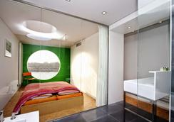 Waterpalace Boutique Hotel & Apartment - 암스테르담 - 침실