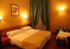 임페로 호텔 - 로마 - 침실