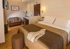 호텔 옥스포드 - 로마 - 침실