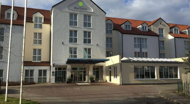 H+ Hotel Erfurt - 에르푸르트 - 건물