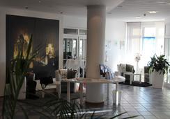 H+ Hotel Erfurt - 에르푸르트 - 로비