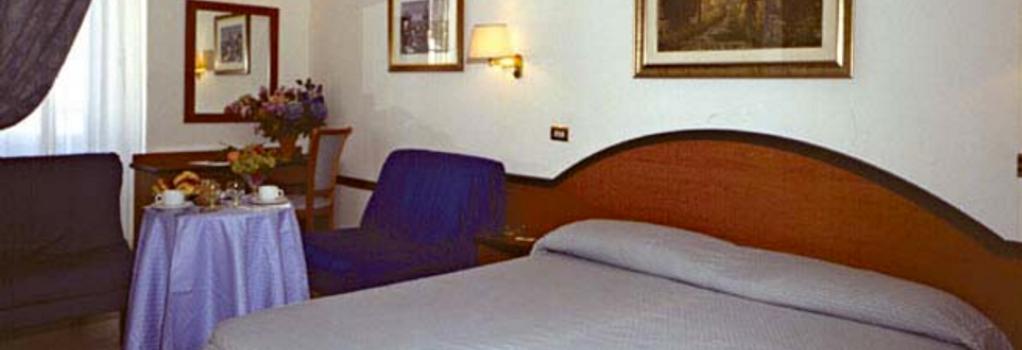 호텔 소냐 - 로마 - 침실
