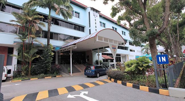 더 메트로폴리탄 Y 호텔 - 싱가포르 - 건물