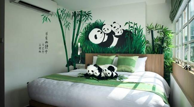 호텔 클로버 디 아츠 - 싱가포르 - 침실