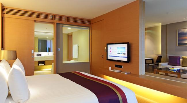 시바텔 방콕 - 방콕 - 침실