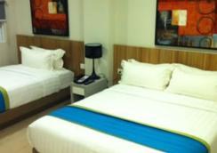 Z 패드 레지던스 - Tacloban City - 침실