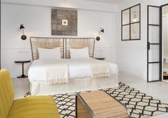 7 이슬라 호텔 - 마드리드 - 침실