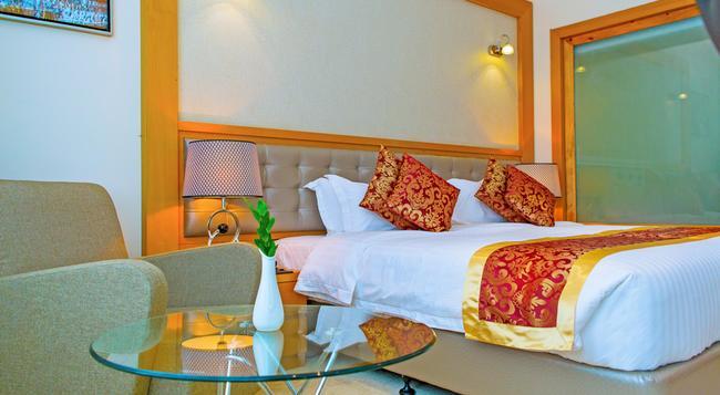 골든 튤립 호텔 - 나이로비 - 침실