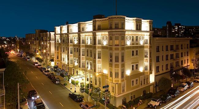 호텔 마제스틱 - 샌프란시스코 - 건물