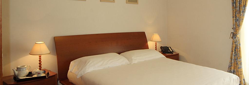 크로스티 호텔 & 레지던스 - 로마 - 침실