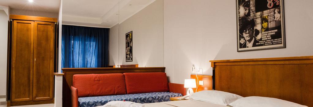 레보아 리조트 - 로마 - 침실
