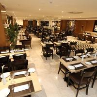 Royal Regency Palace Hotel Breakfast Area