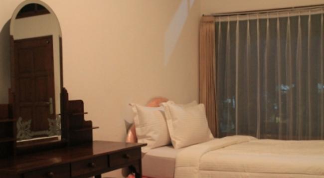 호텔 라투 - 덴파사르 - 침실