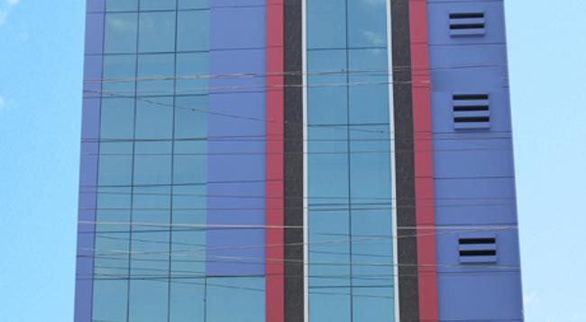 호텔 SLV 그랜드 - 티루파티 - 건물