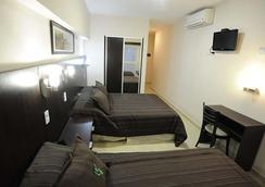 Hotel Osam - 부에노스아이레스 - 침실