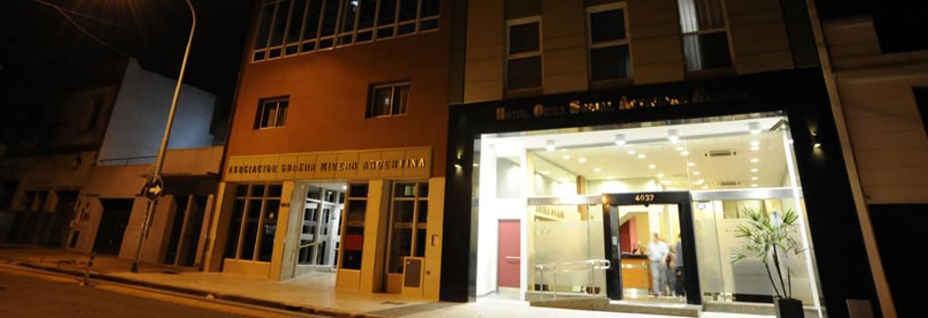 Hotel Osam - 부에노스아이레스 - 건물