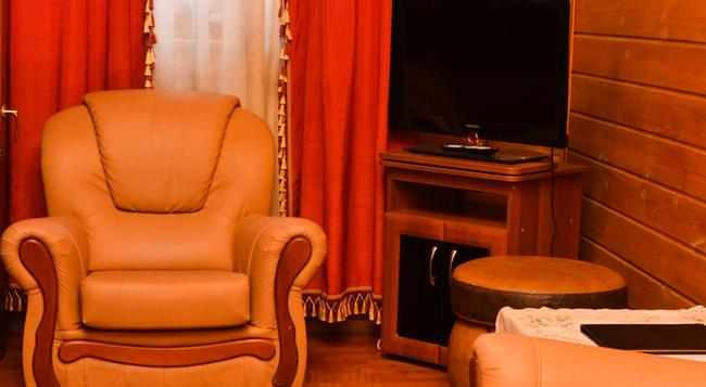 Shanson Hotel - Tomsk - 침실