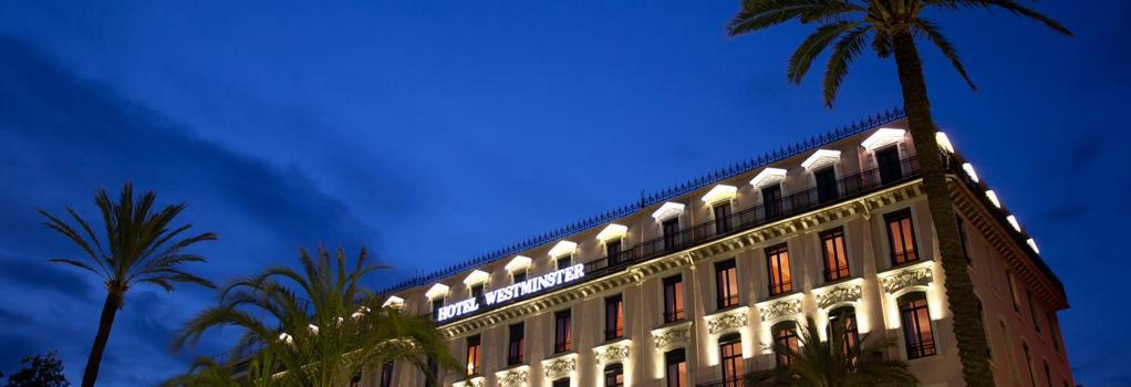 호텔 웨스트민스터 - 니스 - 건물