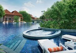 리조트 월드 센토사 - 비치 빌라 - 싱가포르 - 수영장