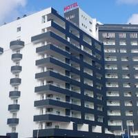 Port Europa Hotel Entrance