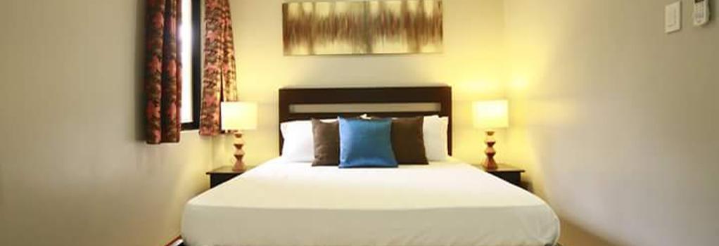 Marina Residences - 두마구에테 - 침실
