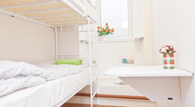 바부시카 돌 호텔 - 모스크바 - 침실