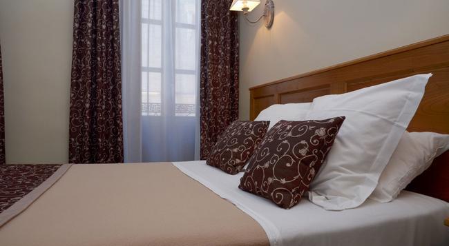 Hôtel Héliot - 툴루즈 - 침실