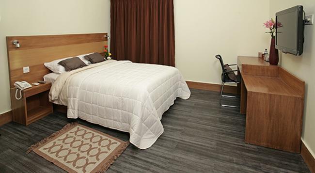 리치몬드 호텔 앤 스위트 - Dhaka - 침실