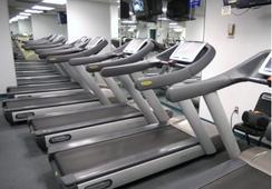 Brent House Hotel - 뉴올리언스 - 체육관