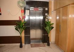 호텔 마하라니 팰리스 - 뉴델리 - 로비