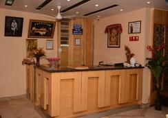 Hotel Maharani Palace - 뉴델리 - 프론트 데스크
