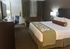 Parkway Plaza Hotel & Convention Centre - 캐스퍼 - 침실