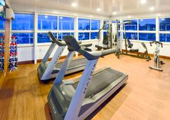 프리미어 코파카바나 호텔 - 리우데자네이루 - 체육관