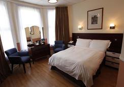 글렌린 호텔 - 런던 - 침실