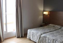 람블라스 호텔 - 바르셀로나 - 침실