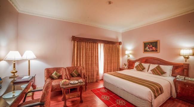 라즈 파크 호텔 - 첸나이 - 침실