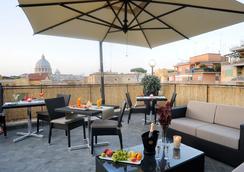 호텔 그라비나 샌 피에트로 - 로마 - 관광 명소